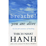Breathe! You Are Alive: Sutra on the Full Awareness of Breathing by Thich Nhat Hanh