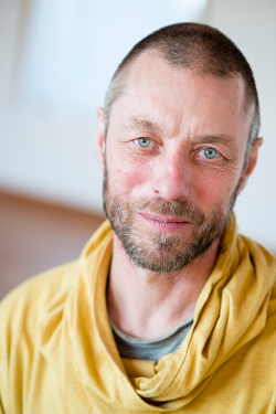 Christophe Mouze, sati yoga teacher